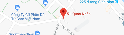 Bản đồ đến Công ty